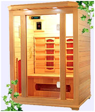 Far Infrared 2 person Sauna