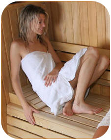 detoxify relax in your own Far infrared sauna
